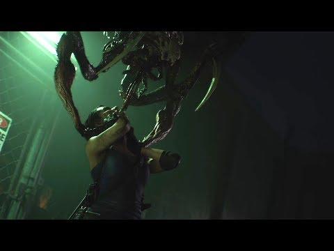 Drain Deimos Scene   Resident Evil 3