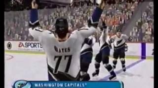 NHL 2001 Ending
