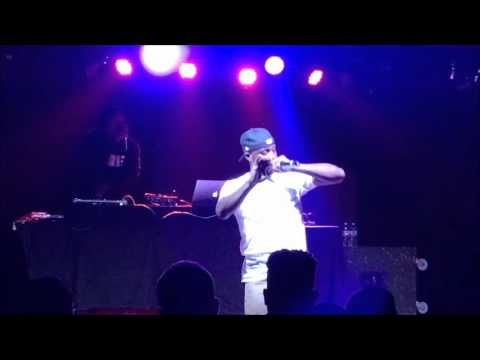 Jay Rock - Parental Advisory & I Just Want To Party - LIVE [HD] @ Baltimore SoundStage 11.22.2015