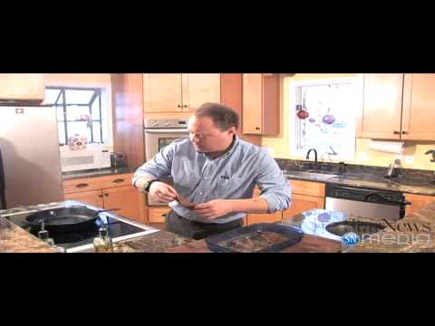 In The Kitchen With Ken: Blackened Catfish