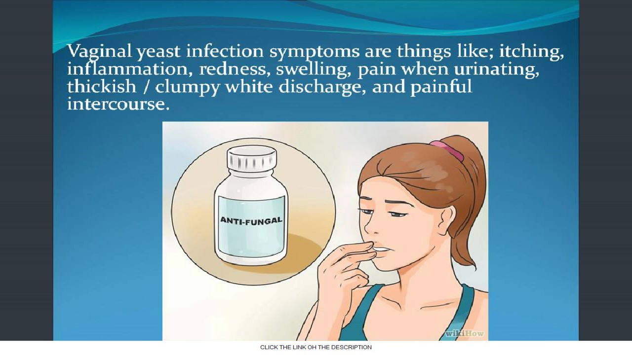 Yeast Infection Lube Youtube
