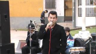 Hernan Vidaurre en San Borja
