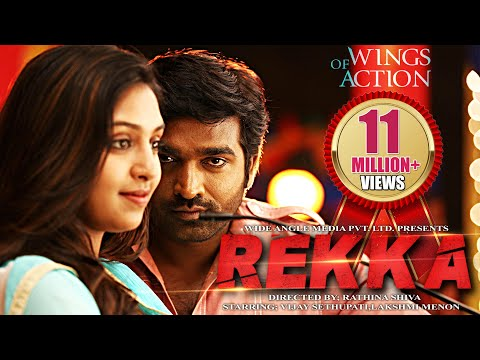 Rekka (2017) New Released South Indian...