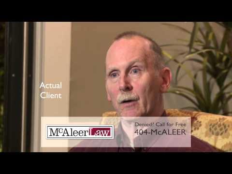 McAleer Law Firm | Personal Injury Claim in Atlanta
