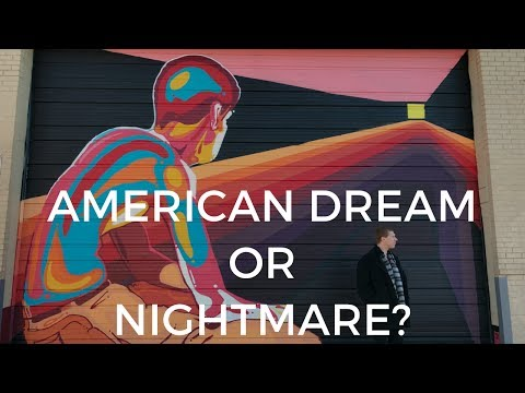 When the American Dream Feels Like the American Nightmare