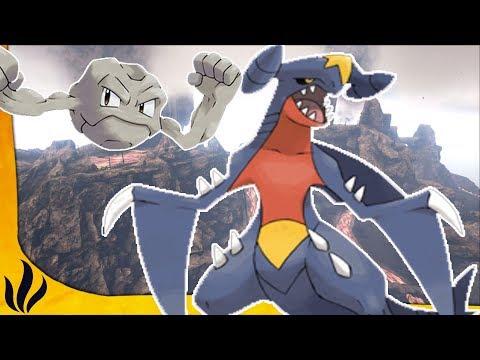 ON PART TAME AU VOLCAN ! CARCHACROCK & RACAILLOU ! (ARK: Pokémon Allstars #7)