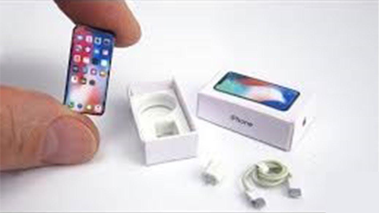 10 منتجات مدهشة يمكنك شرائها .. من بينها  أصغر هاتف أيفون في العالم !!