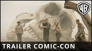 KONG: LA ISLA CALAVERA - Trailer Comic Con - Oficial Warner Bros. Pictures