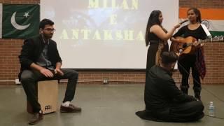 Milan-e-Antakshari (English Hindi Mashups)