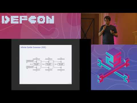 DEF CON 25 Crypto and Privacy Village - Tomas Susanka - Security Analysis of the Telegram IM