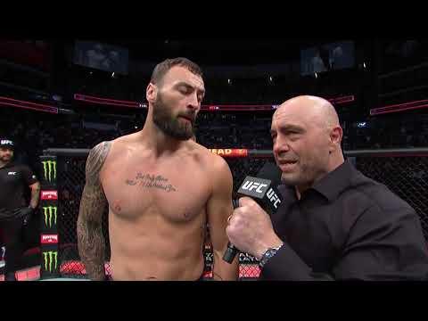 UFC 263: Paul Craig Octagon Interview