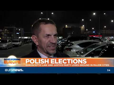 #GME | Polish Local Elections: Eurosceptic Law and Justice party loses ground