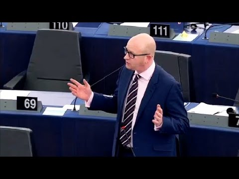 Why do we throw money at the funders of terrorism? - UKIP Deputy Leader Paul Nuttall