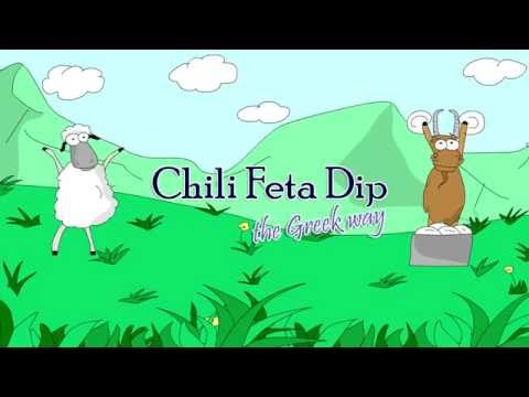 Spicy & Savory Chili Feta Dip Recipe | Dodoni the authentic Greek Feta