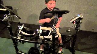 austin drum lessons marcus lapina old time rock and roll by bob seger