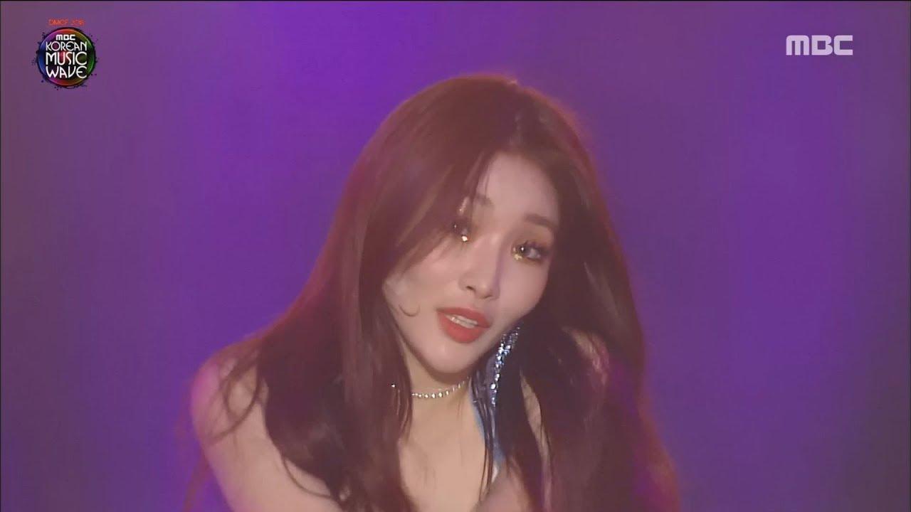 Korean Music Wave Chung Ha Bb Love U  Ec B Ad Ed   Bb Love U Dmc Festival