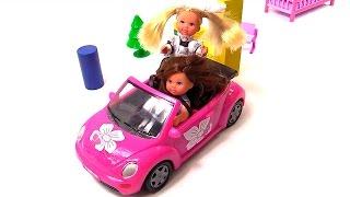 Мультфильм для девочек - Куклы для детей - Еви идет в школу.(Еви с нетерпением ждет наступления завтра. Ведь 1 сентября она пойдет в школу и увидит всех своих друзей...., 2014-09-22T19:44:08.000Z)