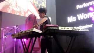 G Dragon Crayon Performed with CASIO XW Synthesizers