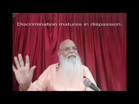 Vivekachoodamani Retreat 1 of 9 @ Bengaluru 2017(English)20171013 180854 NR YT