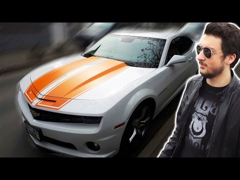 300 KM/H WİTH CAMARO AND YOUTUBERS