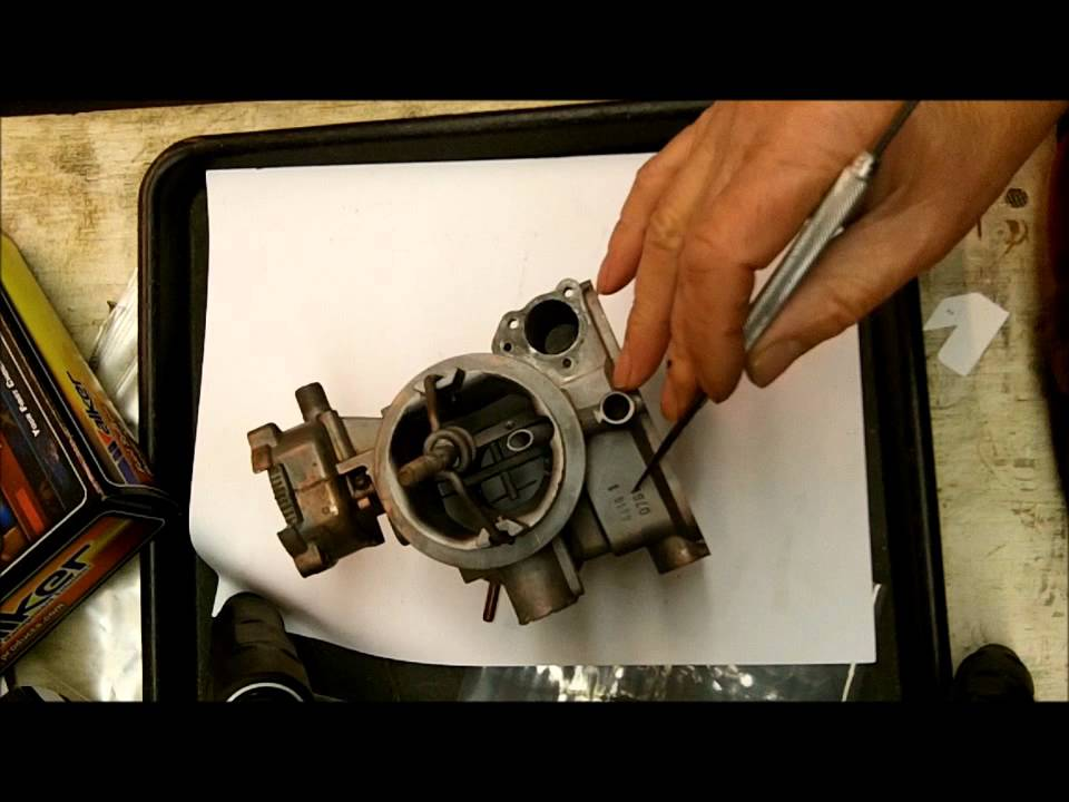 Holley 1920 Carburetor Identification