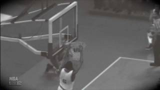 NBA 2K12 - Black and White Gameplay/Windmill Putback/Buzzer Beater