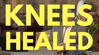 Knees Healed #Miracle by God - Mel Bond