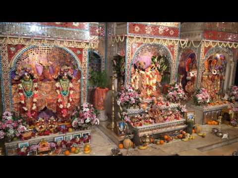 Janmastami 2016 Mid Afternoon Live Stream - Hare Krishna Melbourne