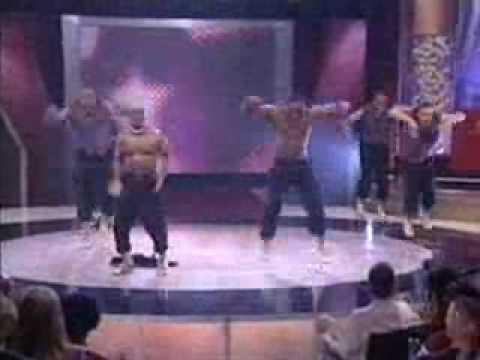 Omega Psi Phi Stepping on the Steve Harvey Show