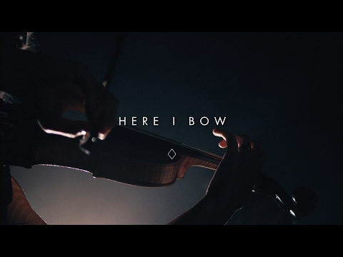 Here I Bow (Lyric Video) // After All These Years // Brian and Jenn Johnson