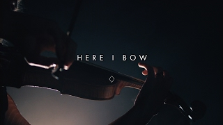 Here I Bow (Official Lyric Video) -  Brian & Jenn Johnson | After All These Years
