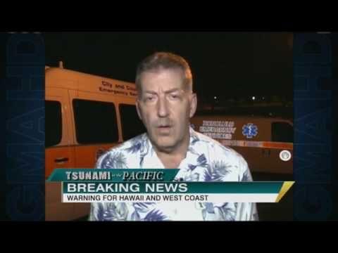 Hawaii News, Hawaiian Mayor Demands Tsunami Evacuation 3/11/2011
