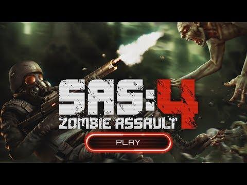Ninja Kiwi's New Game! SAS4: Zombie Assault (Steam)