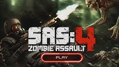 Ninja Kiwi's New Game! SAS4: Zombie Assault (Steam)