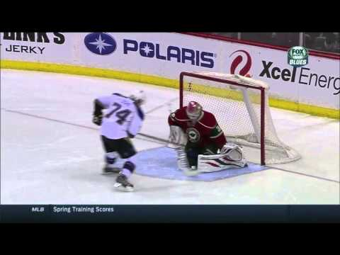 TJ Oshie Shootout Goals (Career)