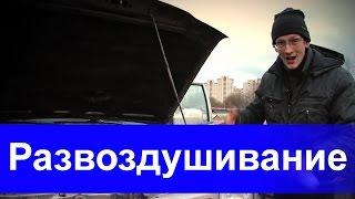 видео запуск дизеля  форд S-max летом