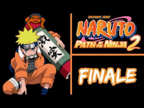 naruto path of the ninja 2 ds