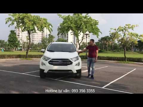 Ford Ecosport Titanium 2019 1.5L AT Phiên bản bán chạy nhất
