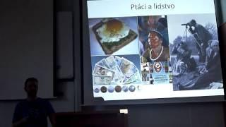 Petr Voříšek - Ornitologie, amatérská věda (Pátečníci 10.3.2017)
