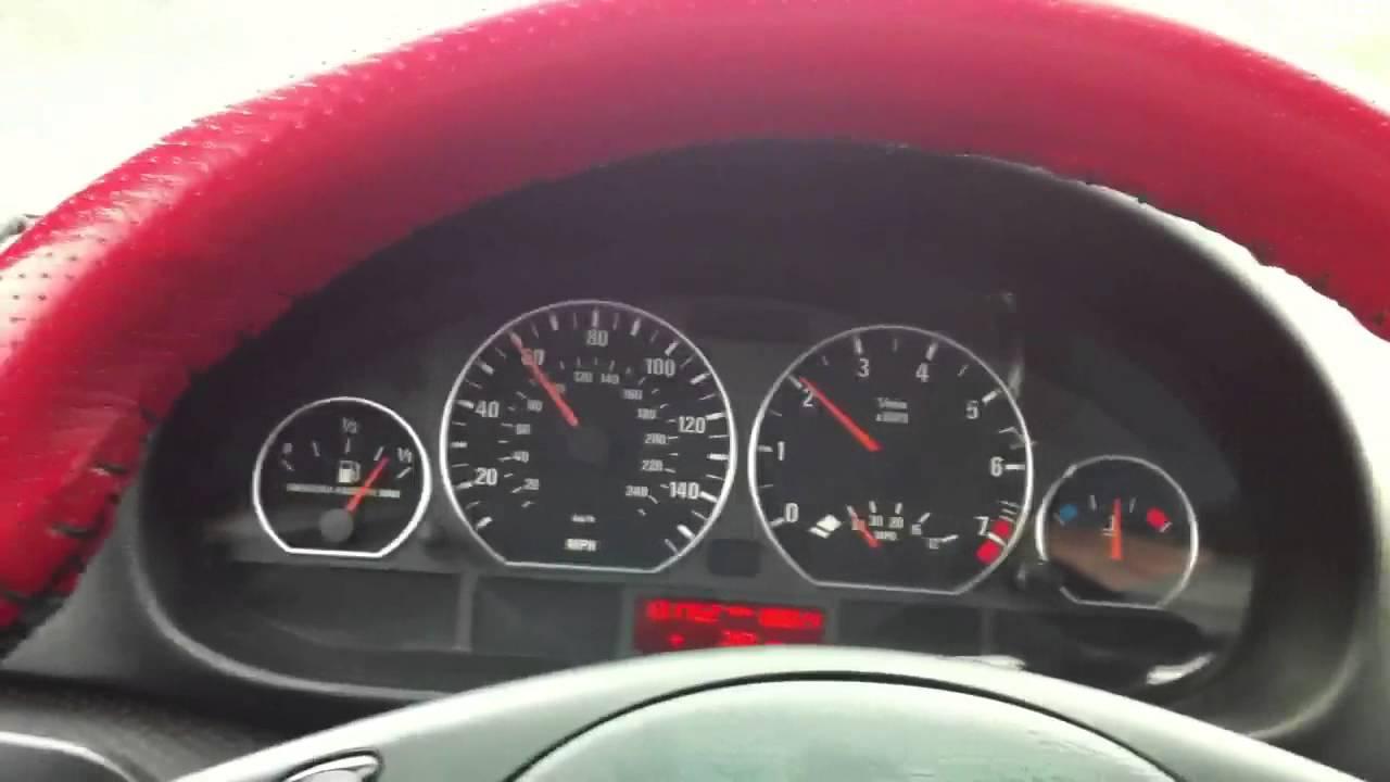 E46 BMW 330ci ZHP 060 run  YouTube