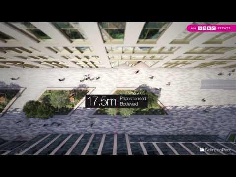3 Wellington Place - Animated CGI Tour