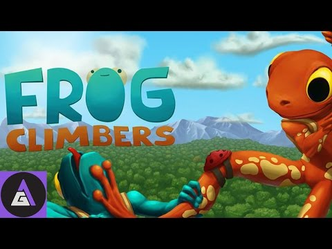 Frog Climbers: Grabbing Dicks & Butts