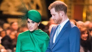 Why Meghan Markle and Harry 'Feel Like They're Being Invaded'