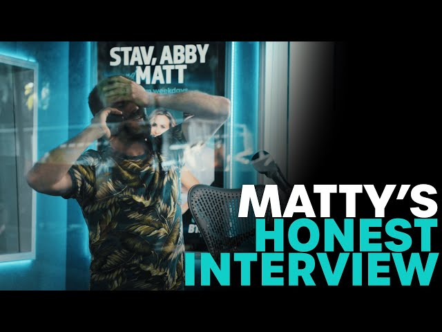 Turning The Tables On Matty's Awkward Interviews | B105