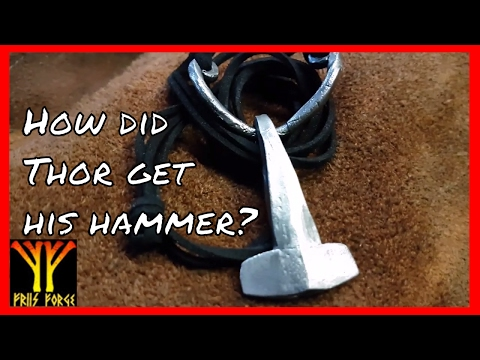 ✔ Forging the Hammer of the Gods