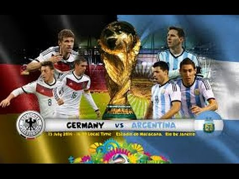 ▶ Germany vs Argentina Promo Final World Cup 2014 HD