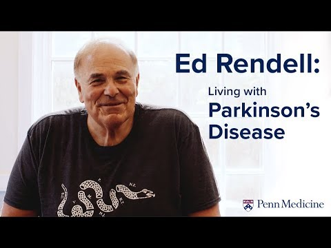 Governor Ed Rendell: Living With Parkinson's Disease