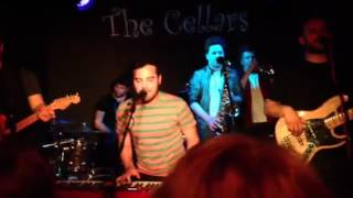 Juan Zelada - The Blues Remain (Live at The Cellars)