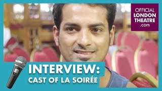 Backstage with: The next cast of La Soirée