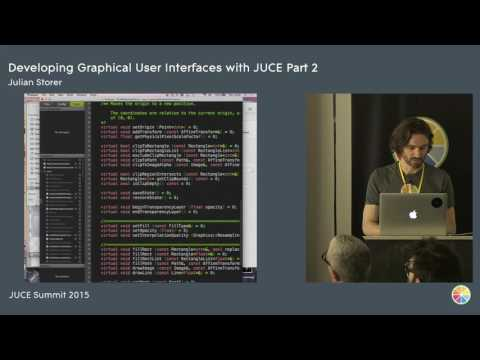 Developing Graphical User Interfaces with JUCE, part 2